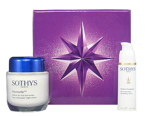 Sothys Face Renewal Star Face Holiday Set