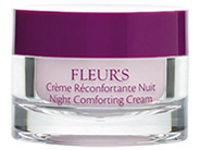 Fleurs Night Comforting Cream