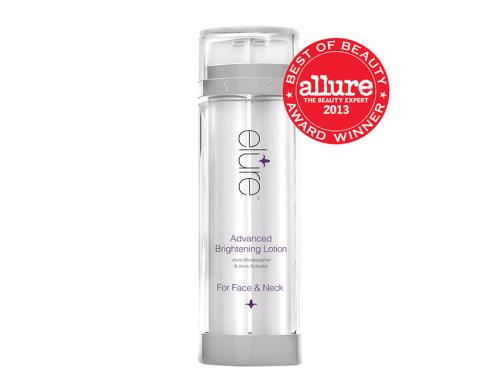 Elure Advanced Brightening Lotion: buy this elure advanced skin lightening lotion at LovelySkin.com.