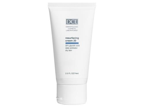 DCL Resurfacing Cream 20