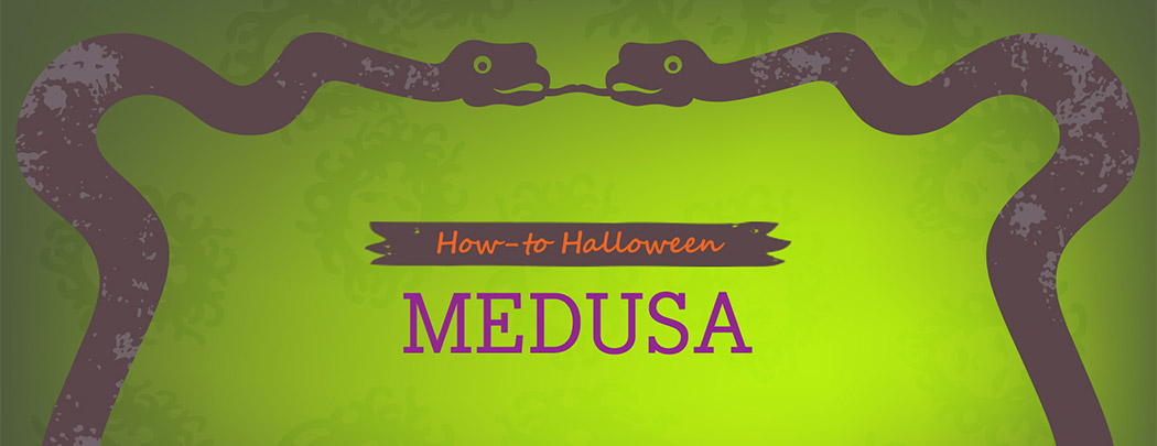 How-To Halloween: Medusa