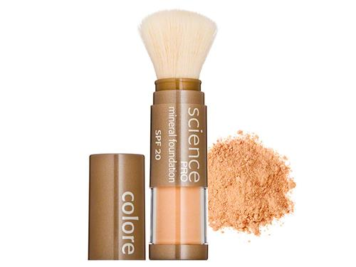 Colorescience Loose Mineral Foundation SPF 20 Brush