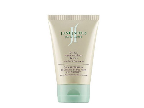 June Jacobs Citrus Hand and Foot Rescue