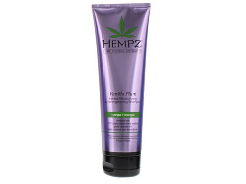 Hempz Haircare Vanilla Plum Herbal Moisturizing & Strengthening Shampoo