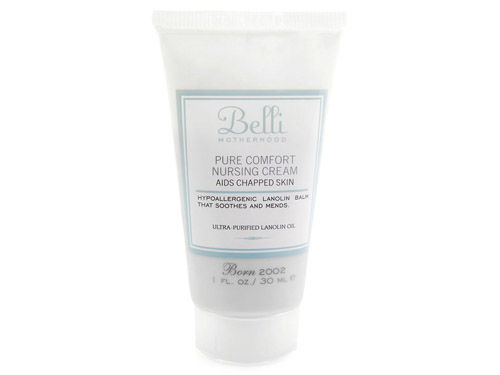 Belli Motherhood Pure Comfort Nursing Cream