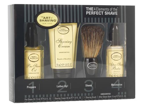 The Art of Shaving The 4 Elements Starter Kit