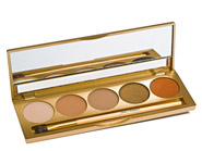 Jane Iredale Perfectly Nude PurePressed Eye Shadow Kit. nude eyeshadow palette