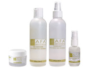 AFA Wrinkle Relief Starter Set for Oily Skin - Step One Mild