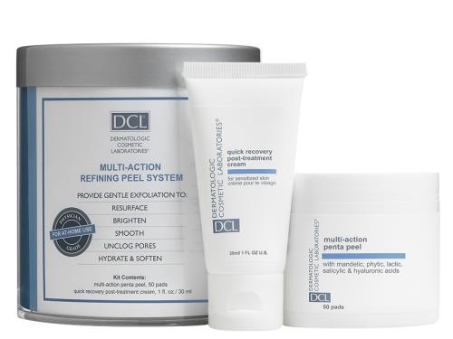 DCL Multi-Action Refining Peel System