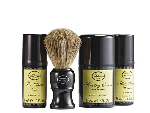 The Art of Shaving Mid Size Kit Unscented