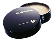 Dr. Hauschka Translucent Face Powder Loose: natural makeup