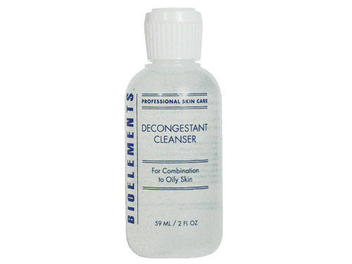 Bioelements Decongestant Cleanser Travel Size 2 oz
