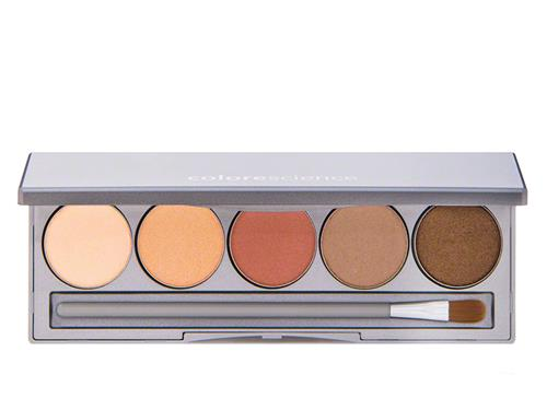 Colorescience Pro Beauty on the Go Face Palette for makeup contouring