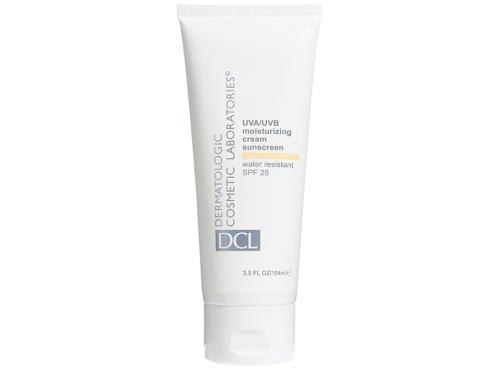 DCL UVA/UVB Moisturizing Cream Sunscreen SPF 25