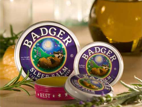 Badger Sleep Balm 2 oz Tin