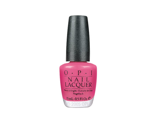 OPI La Paz-itively Hot