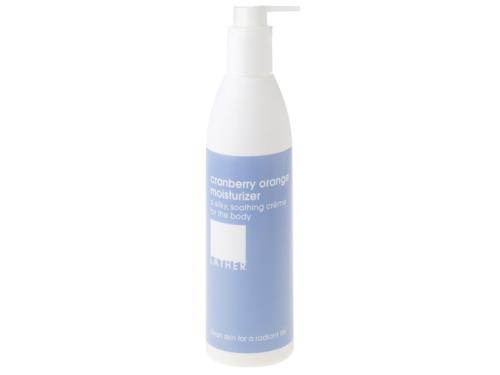 LATHER Cranberry Orange Body Moisturizer