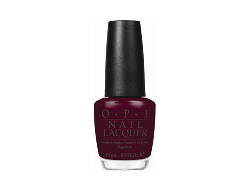 OPI Pepes Purple Passion