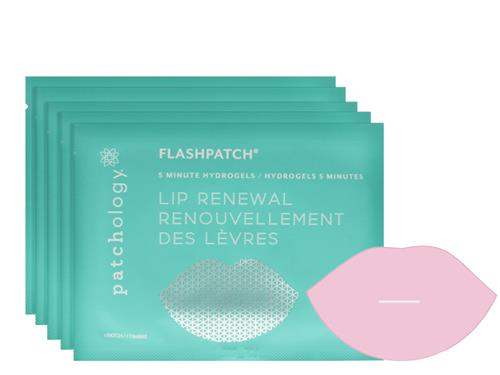 patchology FlashPatch Lip Gels - 5 Pack