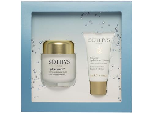 Sothys Hydradvance Box Set - Light Hydrating Cream