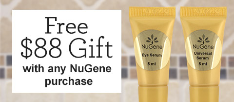 Free $88 NuGene Travel Duo!