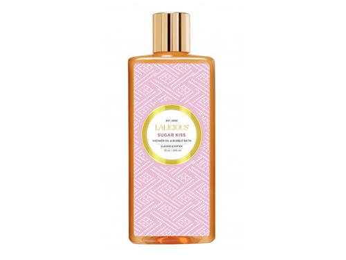 LaLicious Shower Oil & Bubble Bath - Sugar Kiss