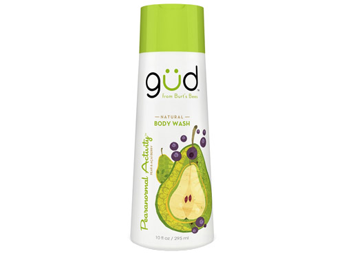 Gud Pearanormal Activity Body Wash