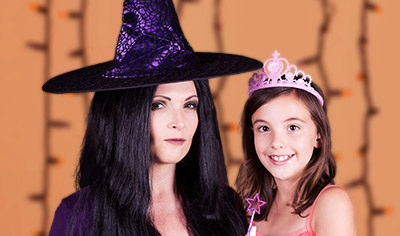 Halloween How-to | Trick or Treating Witches