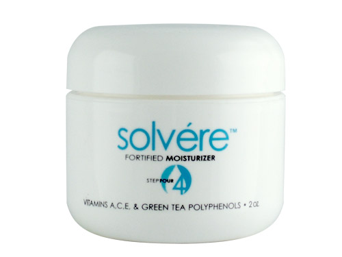 Solvere Fortified Moisturizer