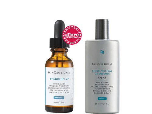 SkinCeuticals Inside + Out Photoaging Solution for Normal to Oily Skin