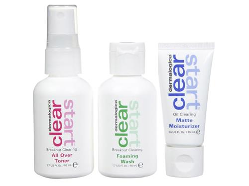 Dermalogica Clear Start - Clear As Day (And Night) Set