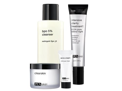 PCA SKIN The Acne Control Regimen