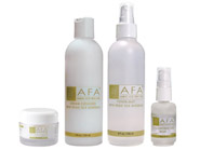 AFA Wrinkle Relief Starter Set for Normal Skin - Step One Mild