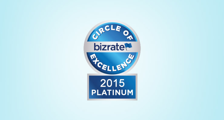 LovelySkin.com Wins the 2015 Bizrate Circle of Excellence Platinum Award