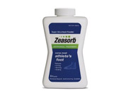 Zeasorb® Antifungal Treatment Powder for Athlete's Foot (Miconazole Nitrate 2% )