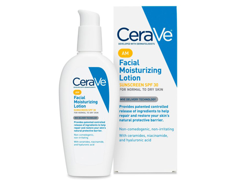 CeraVe  Facial Moisturizing Lotion AM SPF 30