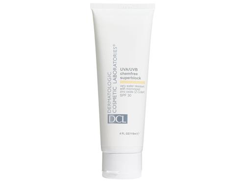 DCL Chemfree Superblock SPF 30