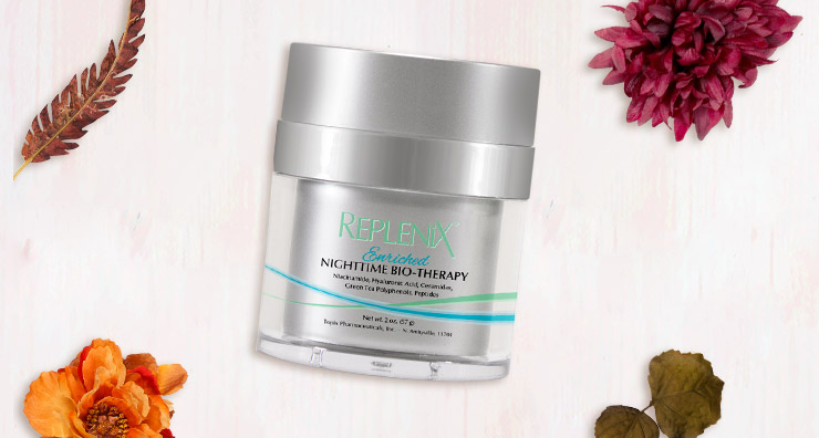 Thanksgiveaway: Replenix Enriched Nighttime Bio-Therapy