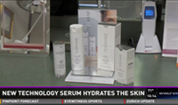 New Technology Serum Hydrates the Skin