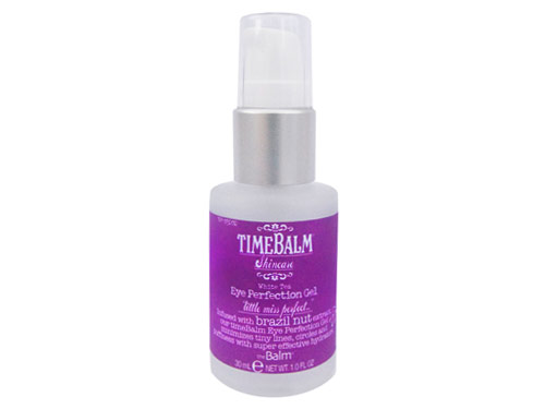 theBalm TimeBalm Skin Care Eye Perfection Gel w/ Brazil Nut Extract