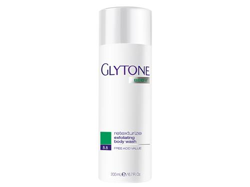 Free $32 Glytone Body Retexturize Exfoliating Body Wash