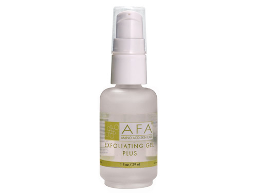 AFA Exfoliating Gel - Plus