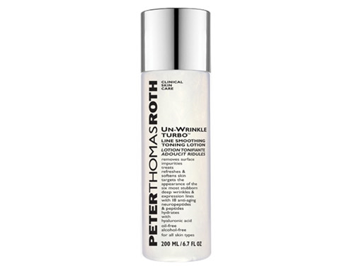 Peter Thomas Roth Exfoliating Un-Wrinkle Turbo Line Smoothing Toning Lotion