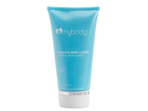 mybody PROBIOTIC BODY LOTION - Revitalizing Citrus Coconut