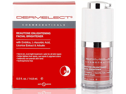 Dermelect Cosmeceuticals Beautone Enlightening Facial Brightener Serum