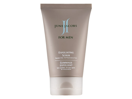 June Jacobs for Men New Exfoliating Scrub