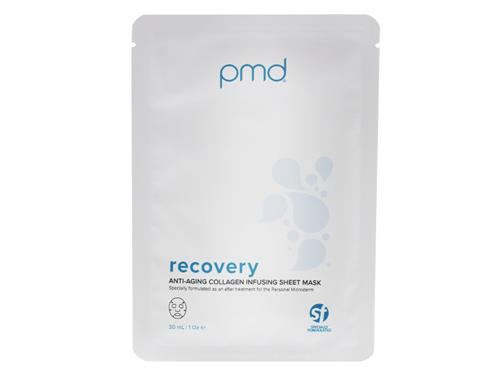 Free $8 PMD Recovery Anti-Aging Collagen Infusing Sheet Mask Single