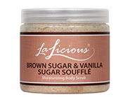 LaLicious Sugar Souffle Body Scrub - Brown Sugar & Vanilla