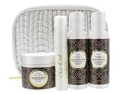 LaLicious Glow On The Go Travel Collection - Sugar Coconut