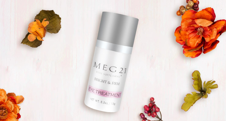 Thanksgiveaway: MEG 21 Bright & Firm Eye Treatment